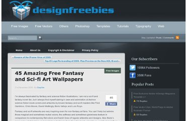http://www.designfreebies.org/free-images/wallpapers/45-amazing-free-fantasy-and-sci-fi-art-wallpapers/