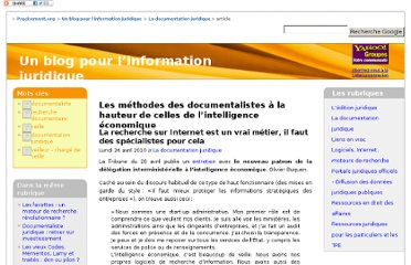 http://www.precisement.org/blog/Les-methodes-des-documentalistes-a.html