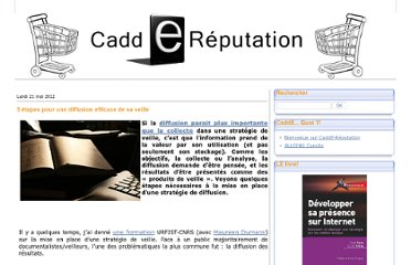 http://caddereputation.over-blog.com/article-5-etapes-pour-une-diffusion-efficace-de-sa-veille-105547327.html#comments