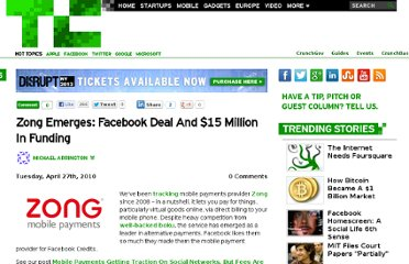 http://techcrunch.com/2010/04/27/zong-emerges-facebook-deal-and-15-million-in-funding/