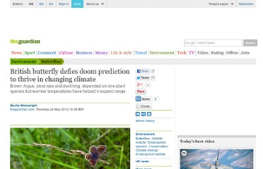 http://www.guardian.co.uk/environment/2012/may/24/brown-argus-butterfly-climate-change