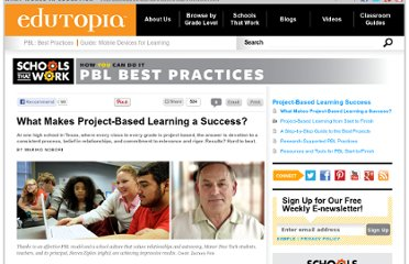 http://www.edutopia.org/stw-project-based-learning-best-practices-new-tech-high-school