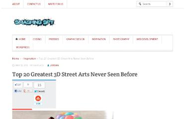 http://smashingspy.com/top-20-greatest-3d-street-arts-never-seen-before/