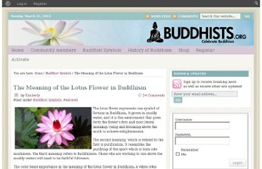 http://buddhists.org/buddhist-symbols/the-meaning-of-the-lotus-flower-in-buddhism/