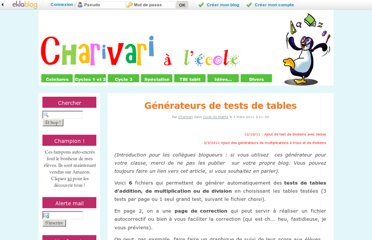 http://www.charivarialecole.fr/generateurs-de-tests-de-tables-a3033151