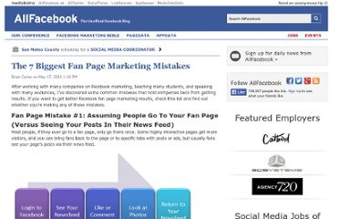 http://allfacebook.com/7-biggest-fan-page-marketing-mistakes_b43011