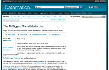 http://www.datamation.com/networks/the-10-biggest-social-media-lies-1.html
