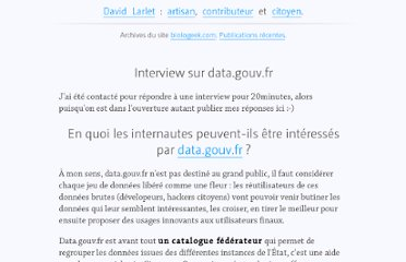 https://larlet.fr/david/biologeek/archives/20111206-interview-sur-data-gouv-fr/