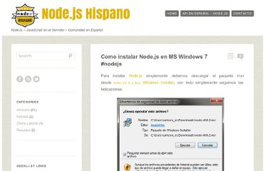 http://www.nodehispano.com/2011/11/como-instalar-node-js-en-ms-windows-7-nodejs/