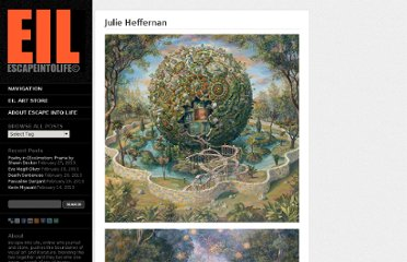 http://www.escapeintolife.com/artist-watch/julie-heffernan/