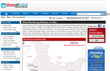 http://www.mapsofindia.com/maps/nonconventional/monitoringstations.htm