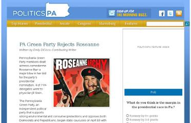 http://www.politicspa.com/pa-green-party-rejects-roseanne/36015/
