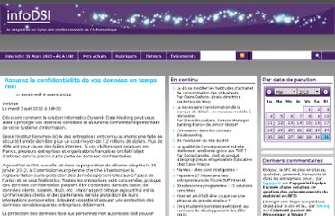 http://www.infodsi.com/articles/129979/assurez-confidentialite-donnees-temps-reel.html