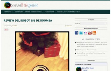 http://www.savethegeek.es/general/irobot-555-roomba-review/#more-2556
