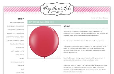 http://www.shopsweetlulu.com/item/36-Round-Balloon-Red/375/c9