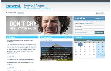 http://www.howest.be/alumni/