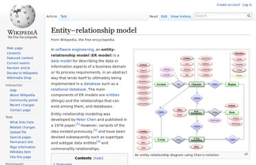 http://en.wikipedia.org/wiki/Entity%E2%80%93relationship_model