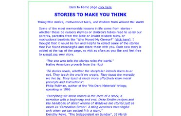 Short Stories | Pearltrees