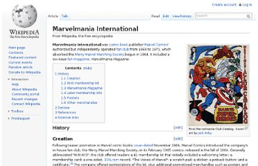 http://en.wikipedia.org/wiki/Marvelmania_International