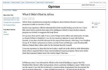 http://www.nytimes.com/2003/07/06/opinion/what-i-didn-t-find-in-africa.html?pagewanted=all&src=pm