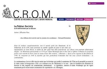 http://crom.be/documents/la-fabian-society