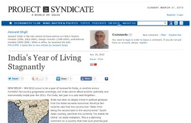 http://www.project-syndicate.org/commentary/india-s-year-of-living-stagnantly