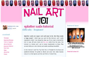 http://www.nail-art-101.com/splatter-nails.html