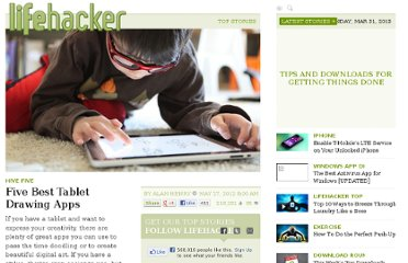 http://lifehacker.com/5913489/five-best-tablet-drawing-apps