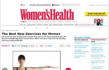 http://www.womenshealthmag.com/fitness/best-workout-for-women