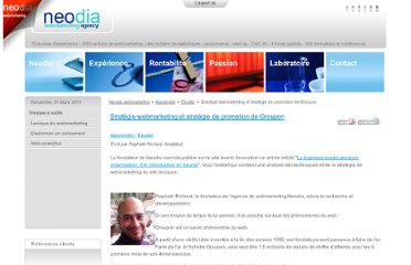 http://www.neodia.fr/apprendre/13-etudier/354-strategie-webmarketing-et-strategie-de-promotion-de-groupon