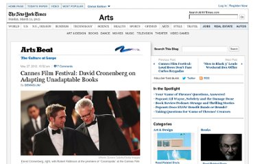http://artsbeat.blogs.nytimes.com/2012/05/27/cannes-film-festival-david-cronenberg-on-adapting-unadaptable-books/