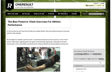 http://www.oneresult.com/articles/training/best-posterior-chain-exercises-athletic-performance