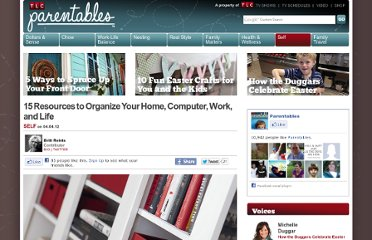http://parentables.howstuffworks.com/self/15-resources-organize-your-home-computer-work-and-life.html