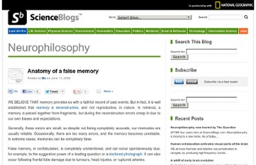 http://scienceblogs.com/neurophilosophy/2008/06/13/anatomy-of-a-false-memory/