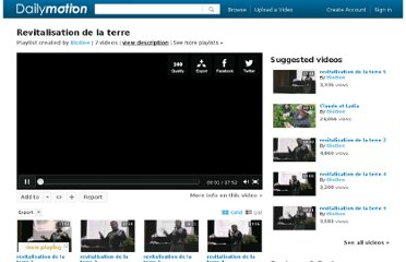 http://www.dailymotion.com/playlist/x9t1d_BioBee_revitalisation-de-la-terre/1#video=x3v5ix