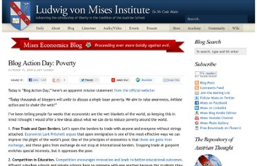 http://archive.mises.org/8783/blog-action-day-poverty/