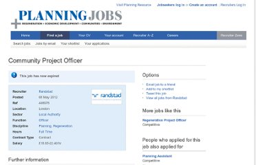 http://jobs.planningresource.co.uk/job/306462/community-project-officer/