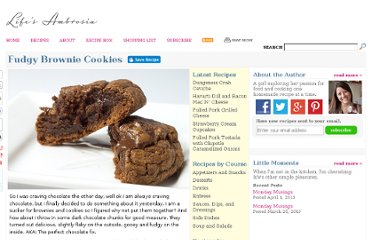 http://www.lifesambrosia.com/2009/05/fudgy-brownie-cookies-recipe.html