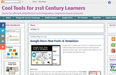 http://d97cooltools.blogspot.com/2012/05/google-docs-60-new-templates.html