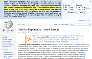 http://en.wikipedia.org/wiki/Mayfair_Exponential_Game_System