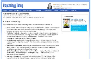 http://www.psychologytoday.com/articles/200805/authentic-and-eudaimonic