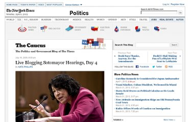 http://thecaucus.blogs.nytimes.com/2009/07/16/live-blogging-sotomayor-hearings-day-4/