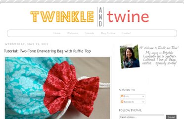 http://www.twinkleandtwine.com/2012/05/tutorial-two-tone-drawstring-bag-with.html