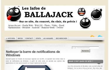 http://www.ballajack.com/nettoyer-barre-notification-windows