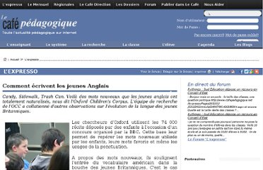 http://www.cafepedagogique.net/lexpresso/Pages/2012/05/29052012Article634738723221223670.aspx