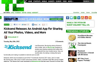 http://techcrunch.com/2012/05/29/kicksend-android-app/