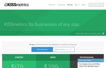 https://www.kissmetrics.com/pricing