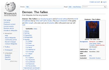 http://en.wikipedia.org/wiki/Demon:_The_Fallen