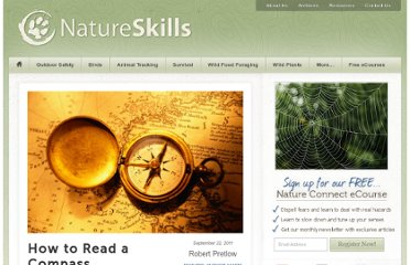 http://www.natureskills.com/featured/how-to-read-a-compass/