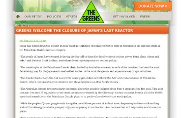 http://greens.org.au/content/greens-welcome-closure-japan%E2%80%99s-last-reactor-0